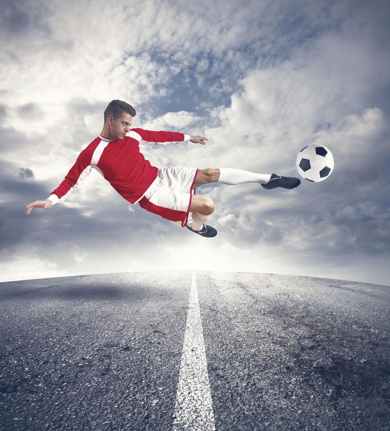 サッカーは人気
